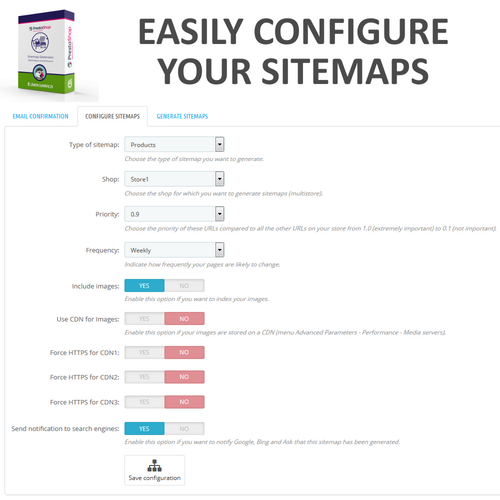 module multilingual and multistore sitemap generator seo paid
