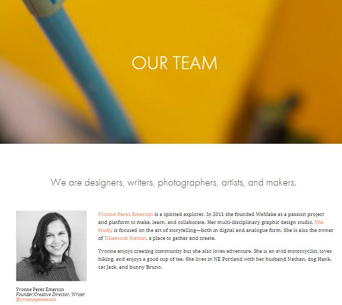 team - 8 consejos para redactar el Quiénes Somos de tu web