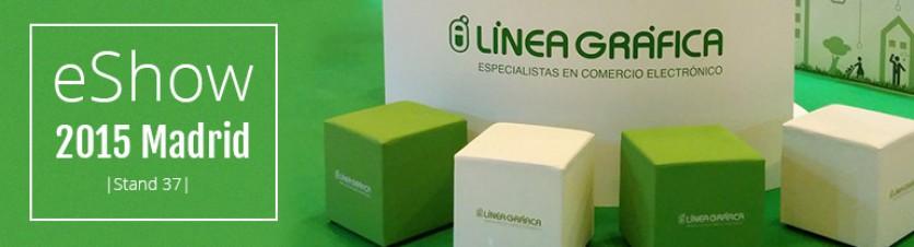Línea Gráfica estará presente en eShow 2015 en Madrid