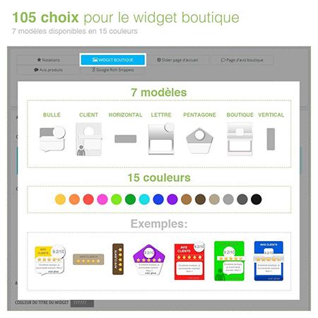 ModuleAvis Boutique + Avis Produits + Google Rich Snippets