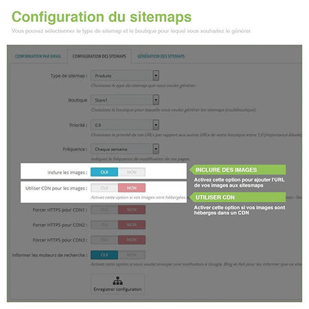 Module Sitemaps Multilingues et Multi-Boutiques – PrestaShop