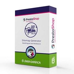 Módulo Prestashop Generador de Sitemaps Multi-Idioma y Tienda