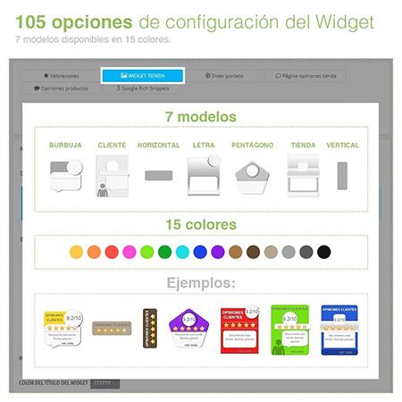 MóduloOpiniones Tienda + Opiniones Productos + Rich Snippets