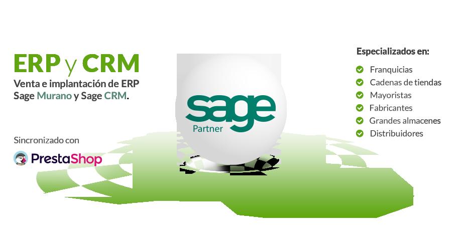 Sage Murano y Sage CRM