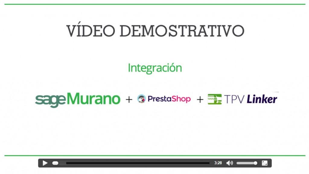 Integración Sage Murano y Prestashop