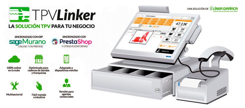 TPV Linker y PrestaShop