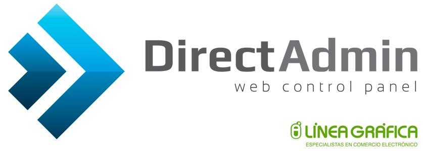Acceso al panel de control de DirectAdmin de tu servidor