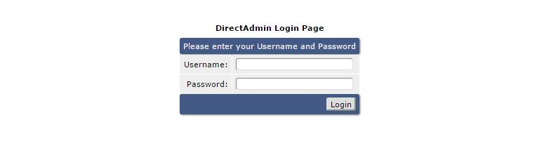 acceso-directadmin