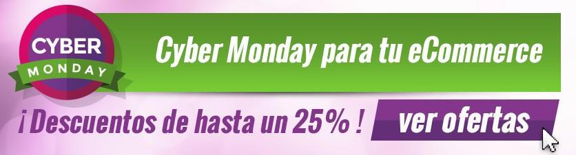 Descuentos Cyber Monday para tu eCommerce