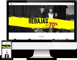 JVZ – Tienda online