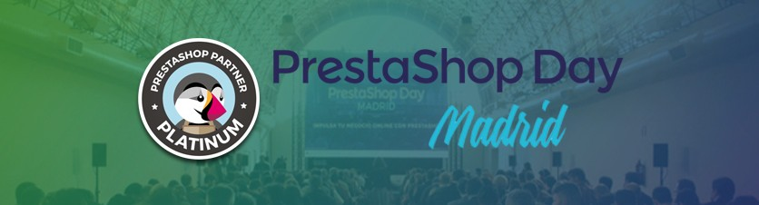 Te esperamos en el Prestashop Day Madrid