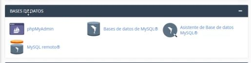 base de datos migrar wordpress de local a tu servidor