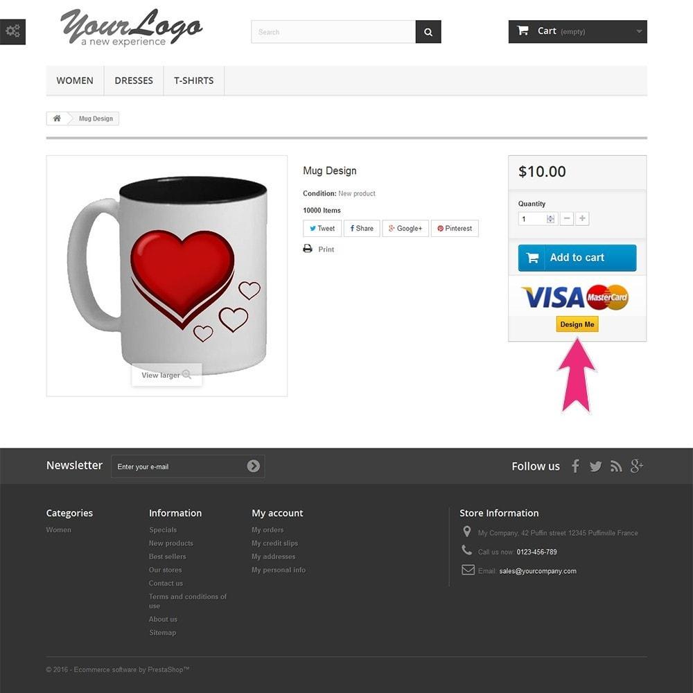 como crear productos en prestashop 1.7 personalizar producto
