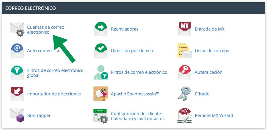Cómo crear un correo corporativo en Cpanel paso a paso