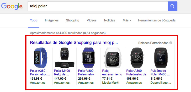 Integrar Google Shopping en PrestaShop