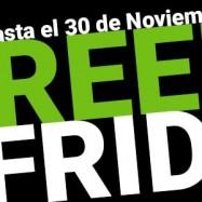 ¡El Black Friday es Green Friday en Línea Gráfica !