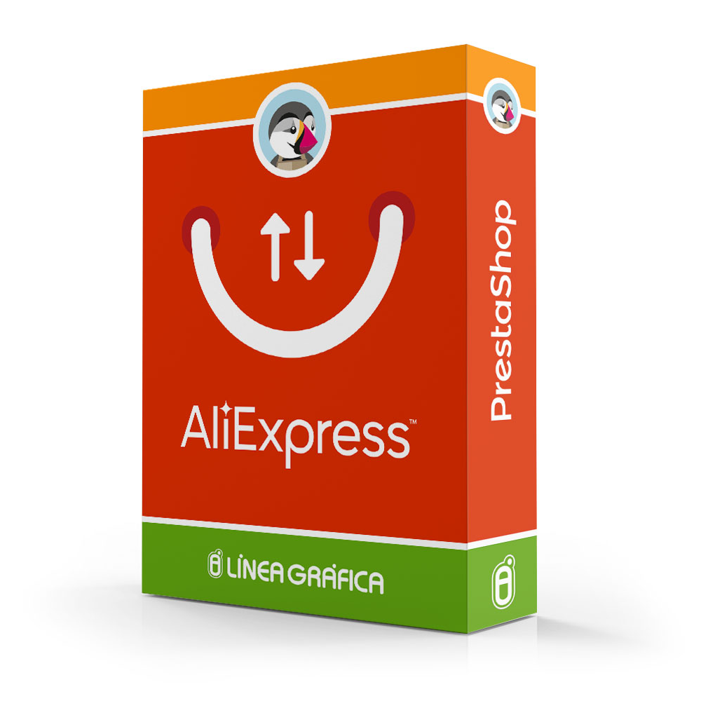 Integración PrestaShop y Aliexpress