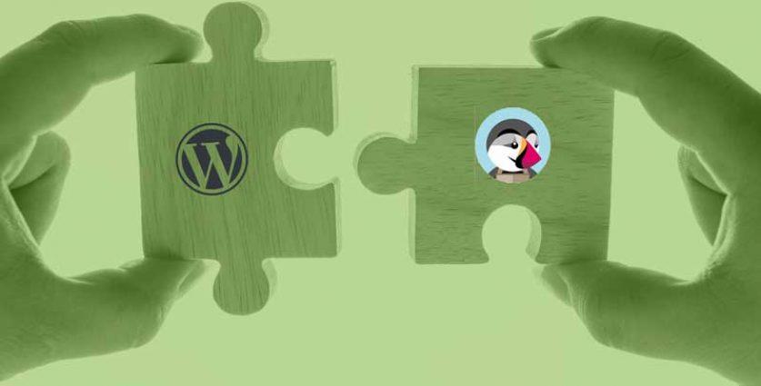 Cómo integrar WordPress con PrestaShop 1.6