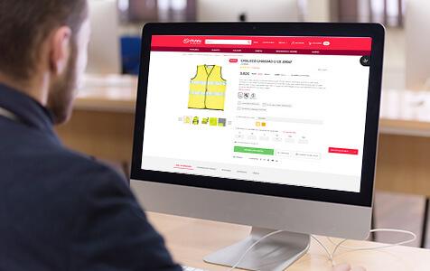 portfolio iturri - E-commerce with PrestaShop