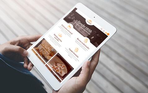 portfolio tablet2 - E-commerce with PrestaShop