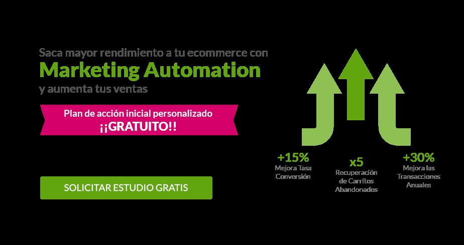 Estudio personalizado gratis de Marketing Automation
