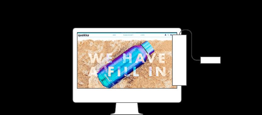 infografia diseno - E-commerce with PrestaShop