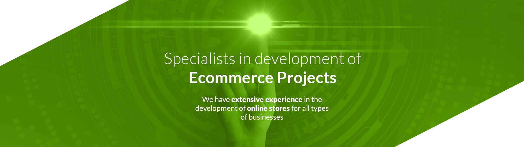 - E-commerce with PrestaShop